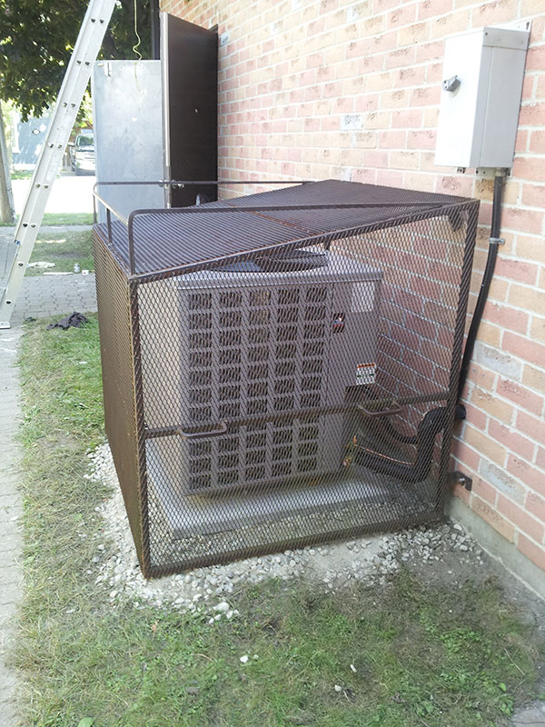 HVAC Heating and Air Conditioning Systems