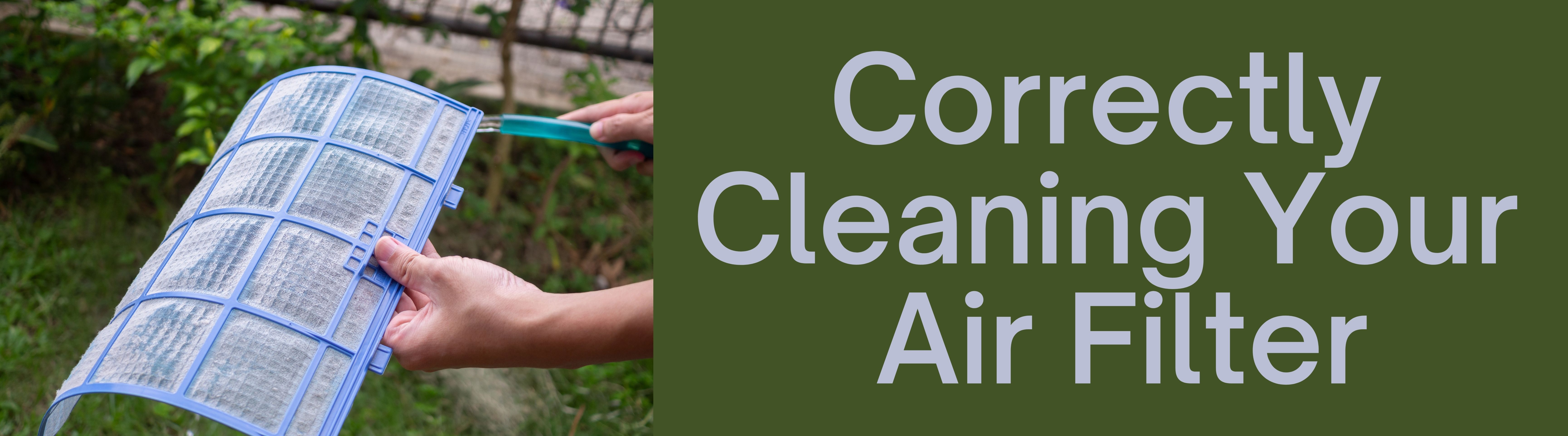 Image for How To Correctly Clean Your Air Conditioning Filter