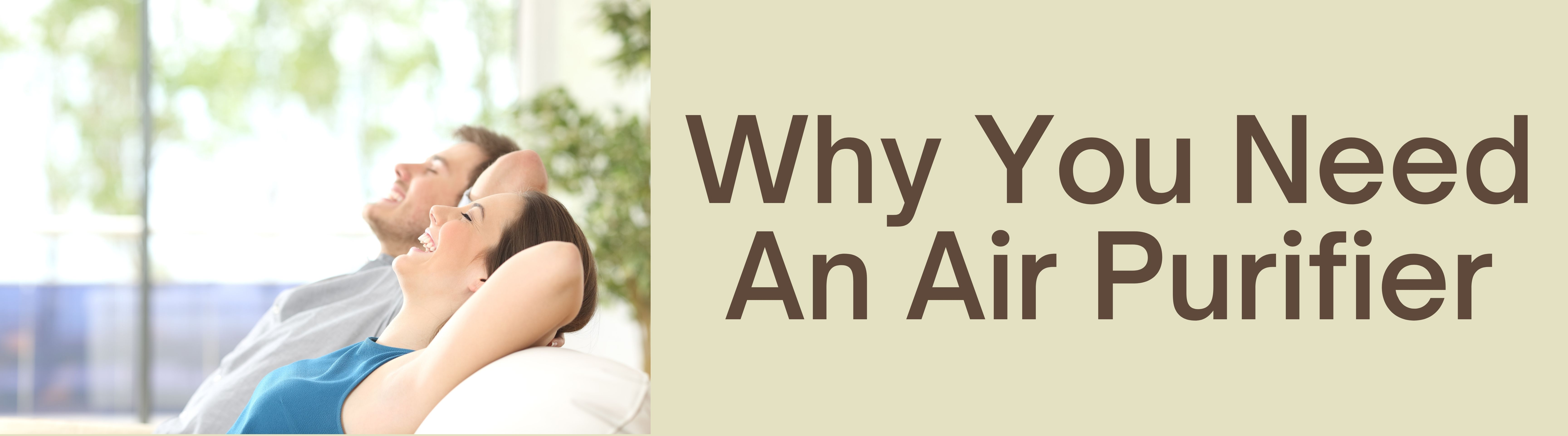 Image for Why You Need To Start Using An Air Purifier